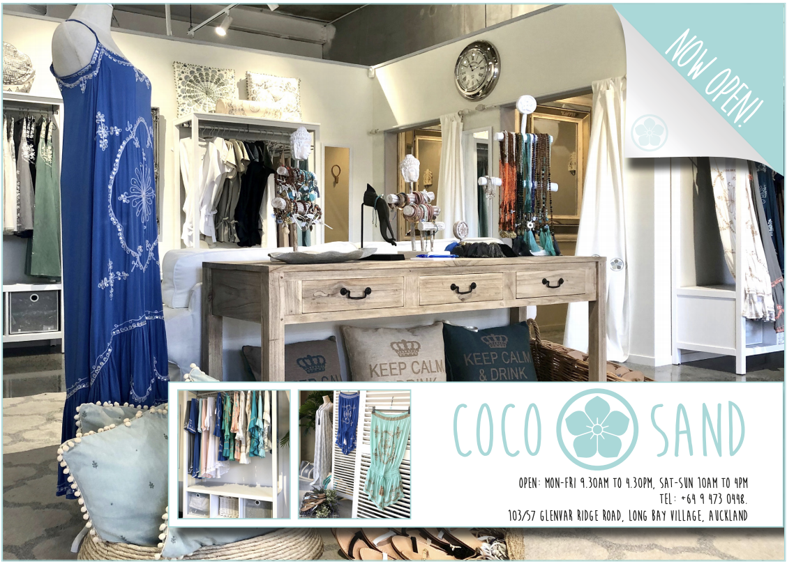 Coco Sand Boutique, Long Bay